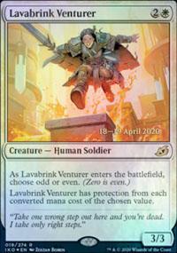 Lavabrink Venturer - Prerelease Promos