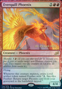 Everquill Phoenix - Prerelease Promos