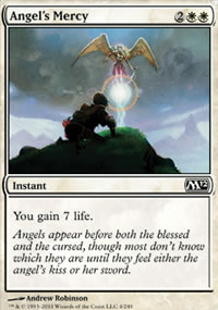 Angel's Mercy - Magic 2012