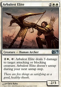Arbalest Elite - Magic 2012