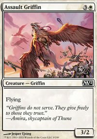 Assault Griffin - Magic 2012