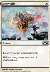 Demystify - Magic 2012