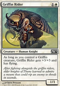 Griffin Rider - Magic 2012