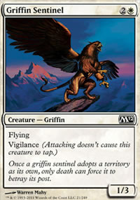 Griffin Sentinel - Magic 2012