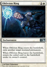 Oblivion Ring - Magic 2012