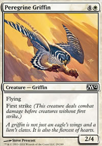 Peregrine Griffin - Magic 2012