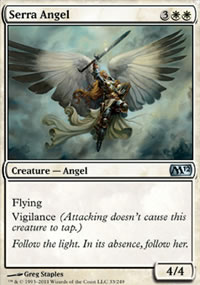 Serra Angel - Magic 2012