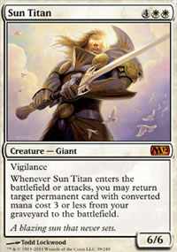 Sun Titan - Magic 2012