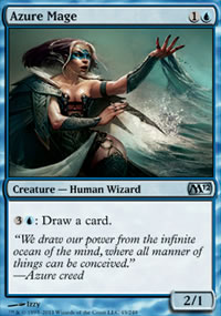 Azure Mage - Magic 2012