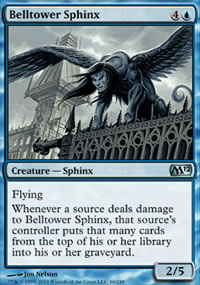 Belltower Sphinx - Magic 2012