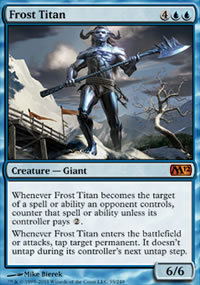 Frost Titan - Magic 2012