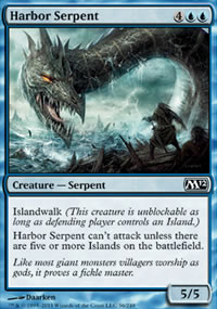 Harbor Serpent - Magic 2012