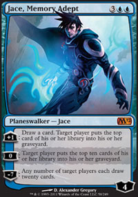 Jace, Memory Adept - Magic 2012