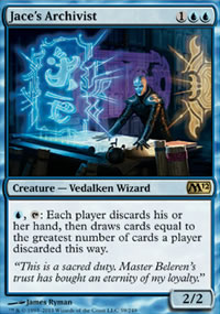Jace's Archivist - Magic 2012