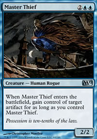 Master Thief - Magic 2012