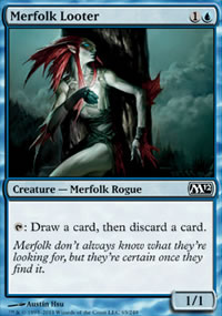 Merfolk Looter - Magic 2012