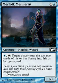 Merfolk Mesmerist - Magic 2012