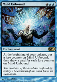Mind Unbound - Magic 2012