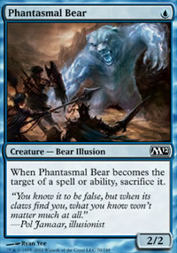 Phantasmal Bear - Magic 2012