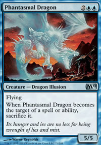Phantasmal Dragon - Magic 2012