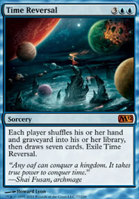 Time Reversal - Magic 2012