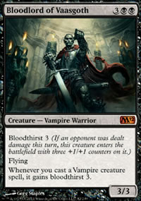 Bloodlord of Vaasgoth - Magic 2012