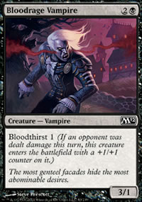 Bloodrage Vampire - Magic 2012