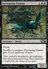 Devouring Swarm - Magic 2012
