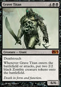 Grave Titan - Magic 2012