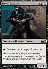 Royal Assassin - Magic 2012