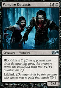 Vampire Outcasts - Magic 2012