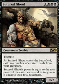 Sutured Ghoul - Magic 2012