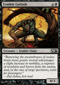Zombie Goliath - Magic 2012