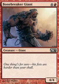 Bonebreaker Giant - Magic 2012