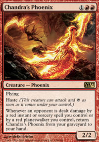 Chandra's Phoenix - Magic 2012