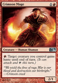 Crimson Mage - Magic 2012