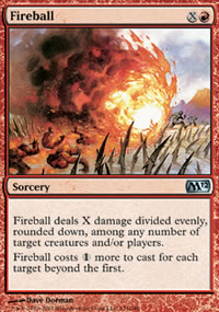 Fireball - Magic 2012