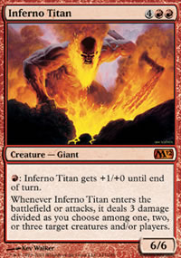 Inferno Titan - Magic 2012