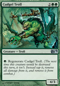 Cudgel Troll - Magic 2012