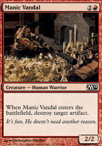 Manic Vandal - Magic 2012