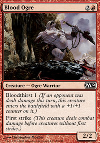Blood Ogre - Magic 2012