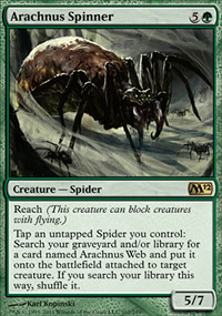 Arachnus Spinner - Magic 2012