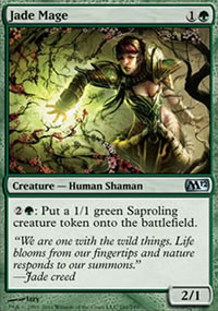 Jade Mage - Magic 2012
