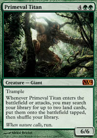 Primeval Titan - Magic 2012