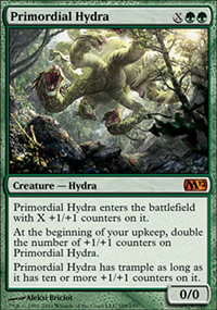 Primordial Hydra - Magic 2012