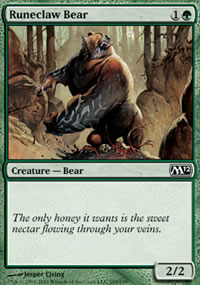 Runeclaw Bear - Magic 2012