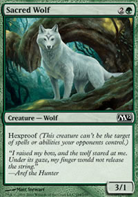 Sacred Wolf - Magic 2012