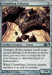 Crumbling Colossus - Magic 2012