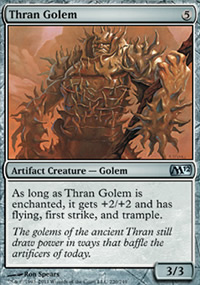 Thran Golem - Magic 2012