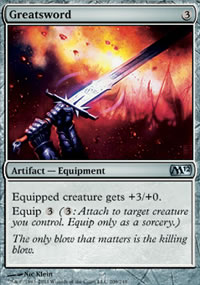Greatsword - Magic 2012
